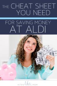 save money at aldi