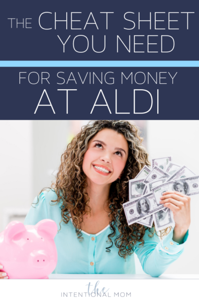 save money at aldi