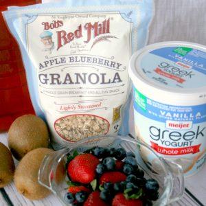 quick easy healthy breakfast
