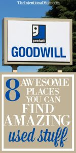 8 Awesome Places You Can Find Amazing Used Stuff