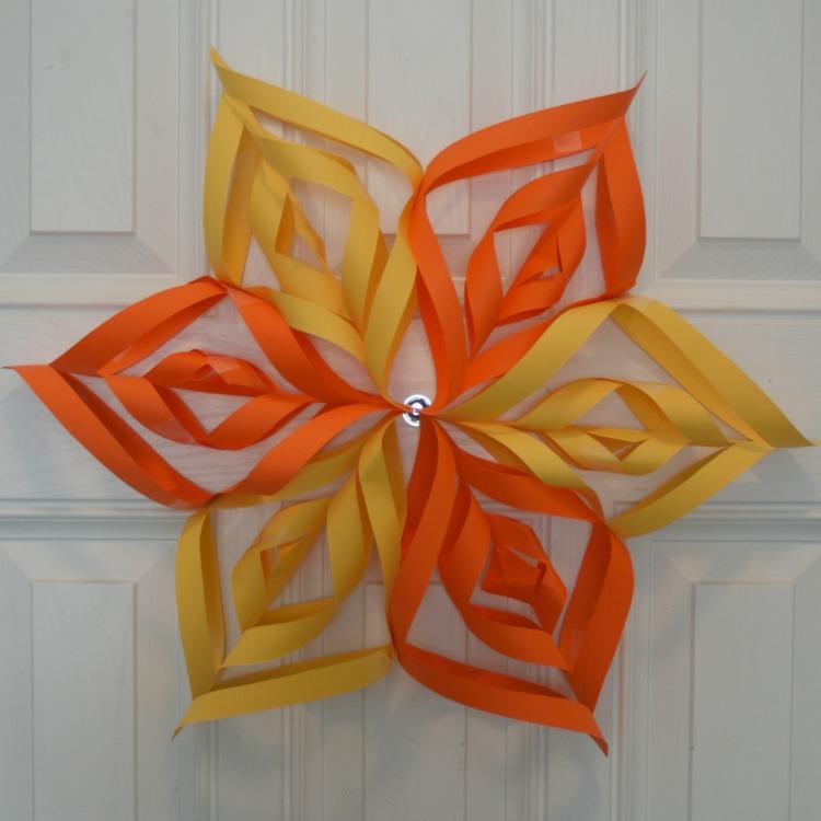 DIY fall craft