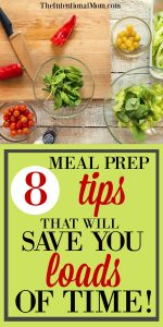 8 Meal Prep Tips That Will Save You Loads of Time