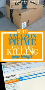 Why Amazon Prime Could Be Killing Your Budget