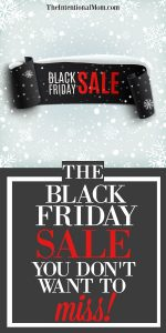 The Black Friday Sale You Don't Want to Miss!