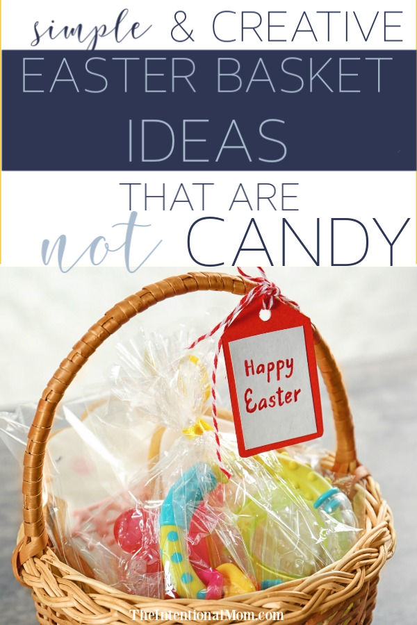 easter basket ideas kids