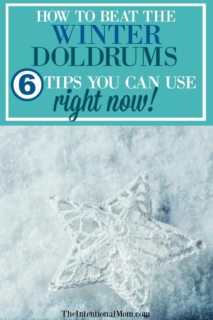 surviving winter blues winter doldrums