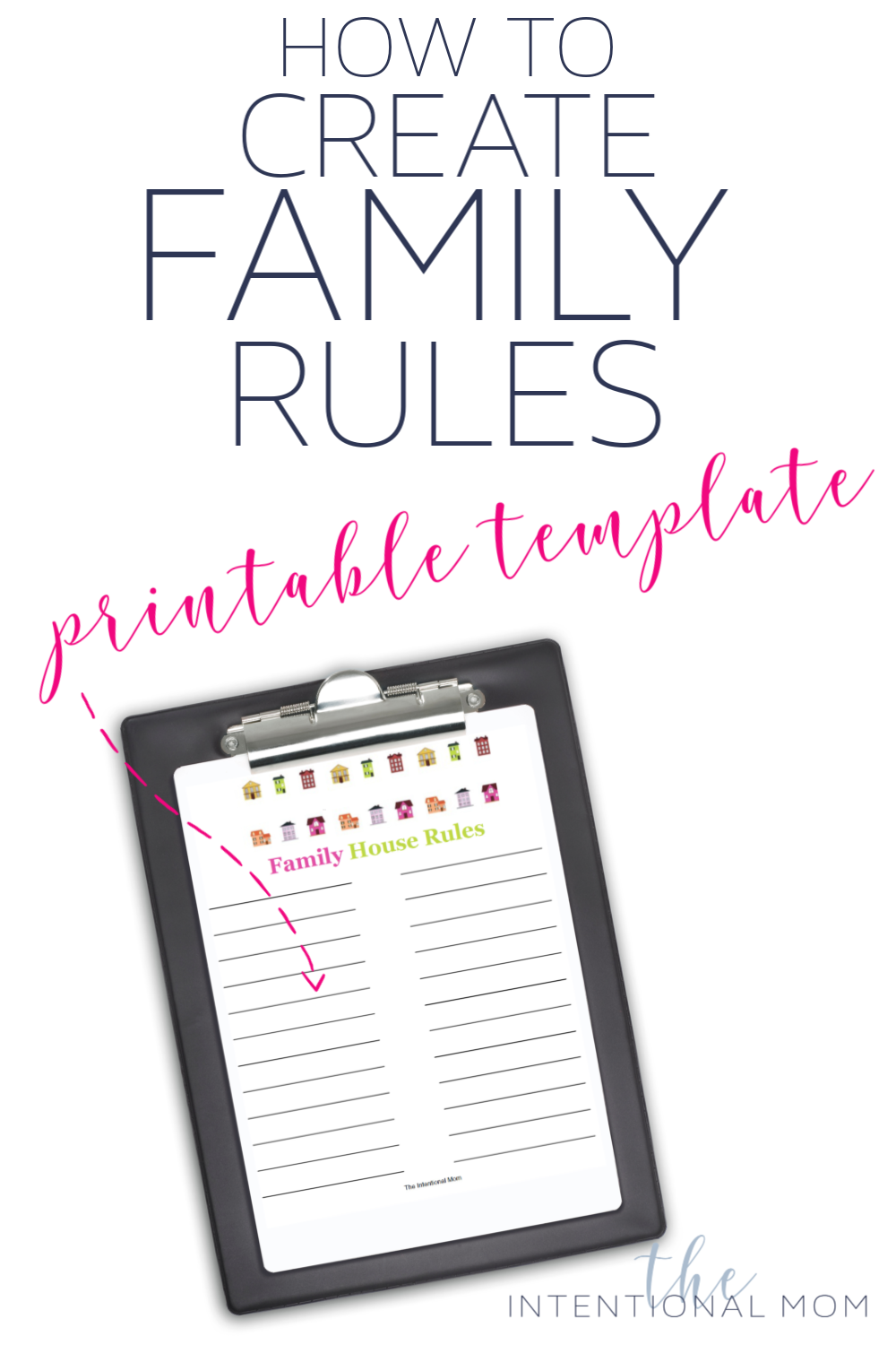 25 Basic House Rules For Families & How to Create Your Own