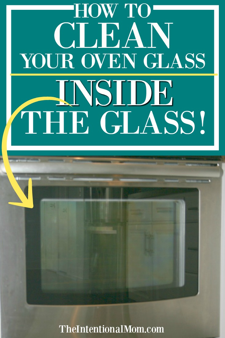 how to clean the glass in your home