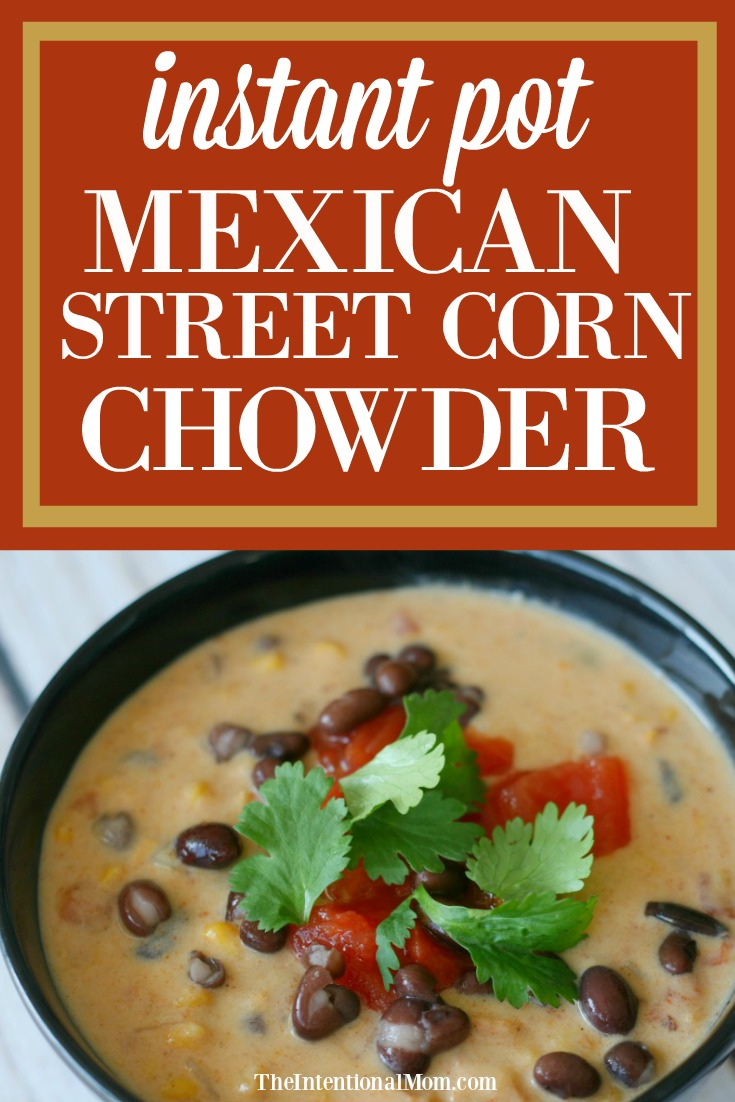 mexican street corn chowder