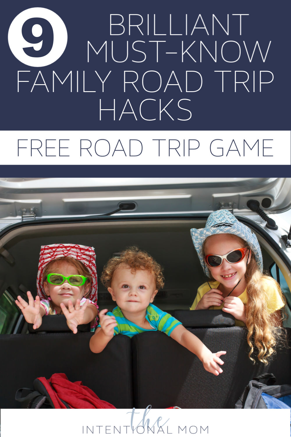 family road trip hacks