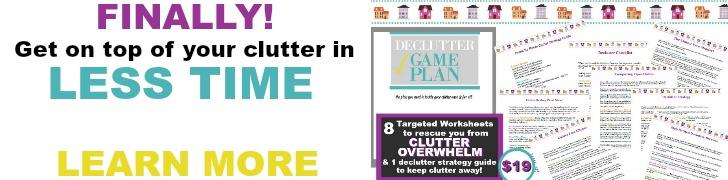 clutter hacks