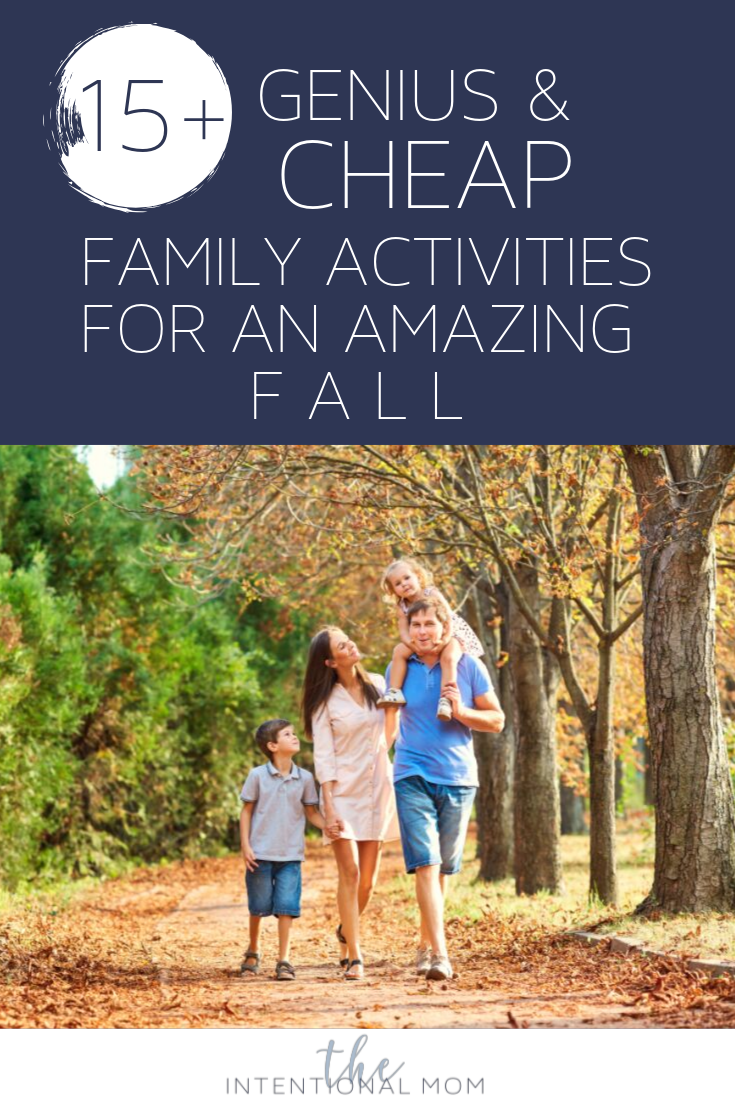 cheap family activities for all