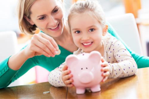 teach kids manage money