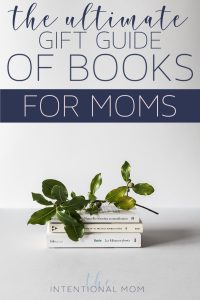 moms gift guide books