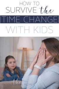 survive time change