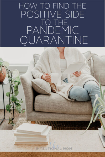 find the positive during quarantine